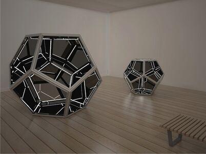 Euhedral sculptures
