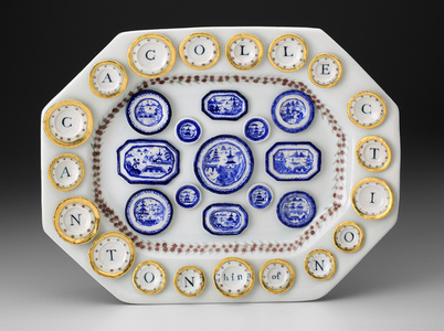 A Collection of Canton China