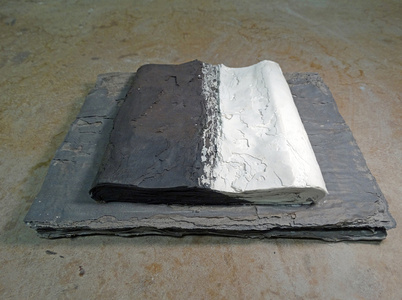 Stacked Books I