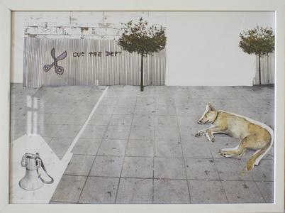 loukanikos, riot dog 2