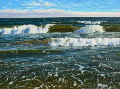 Mar de Abril