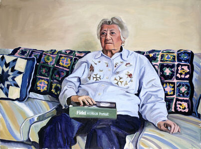 Portrait of Estelle Katz (Communist Party USA)