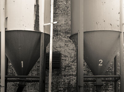 Tanks No. 1 and 2