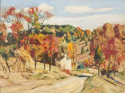 Untitled (Bucks County Autumn)