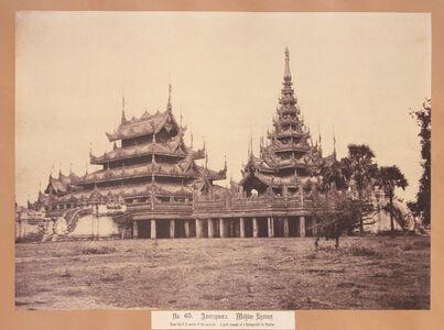 Mohdee Kyoung, Amerapoora, Burma.