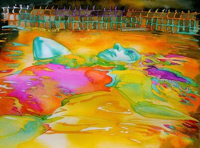 Tie Dye Swim