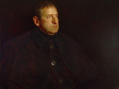 Portrait of Andrew Wyeth