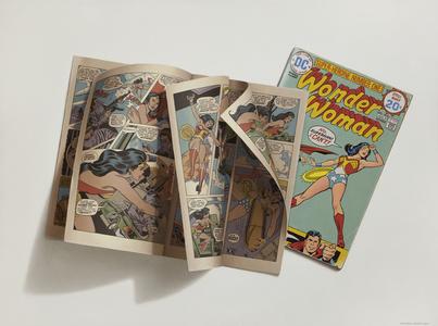 It's Wonder Woman