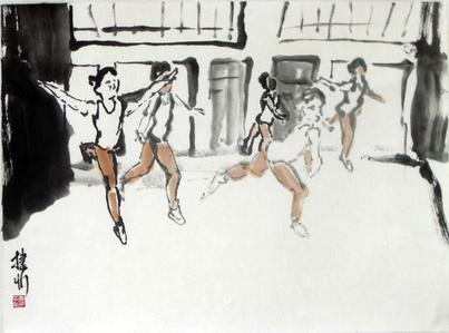 Little Dancers 7