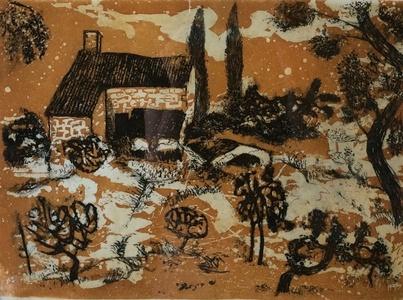 Tuscan Farm II