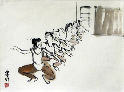 Little Dancers 12