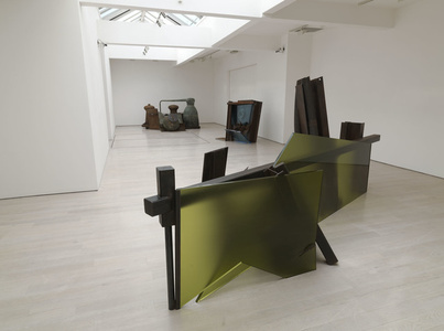"Anthony Caro, ""The Last Sculptures"""