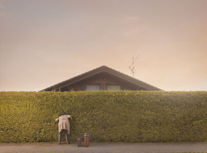 The House and the Hedge (Vignettes of a Salesman)