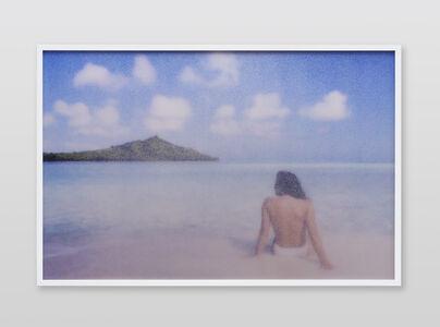 Jennifer in Paradise, Grain_Sprinkle, CS6 lenticular series