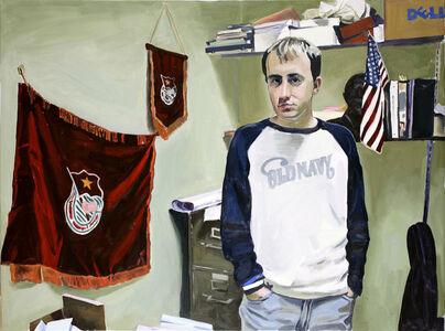 Portrait of Dan Margolis (Communist Party USA)
