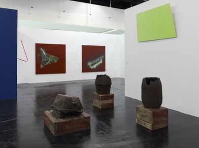 Galerie Christian Lethert at art cologne 2014