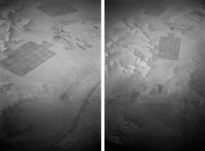 Undecided Frames (désert de Gobi, 2000)