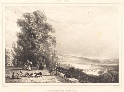 Terrace of St. Cloud (Terrasse de St. Cloud)