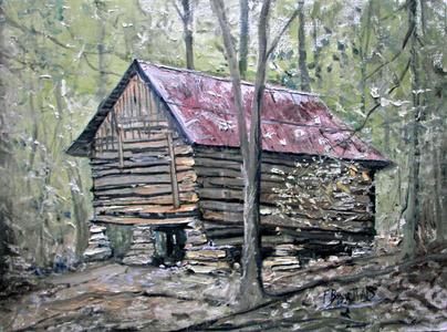 Beech Creek Barn