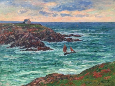 Marine Douëlan, Bretagne