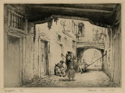 Sotto Portico Molin, Venice
