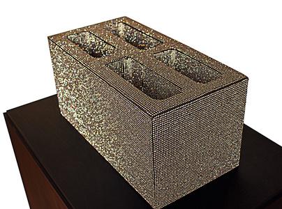 The precious 20 cm stone