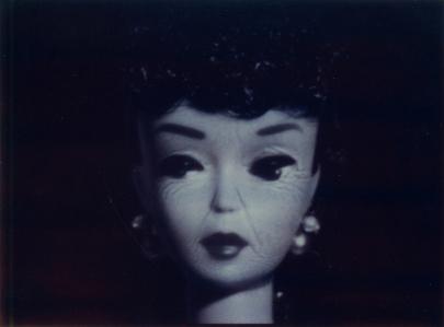 Aged Barbie