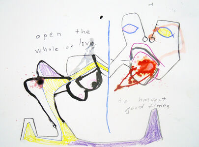 Open the Whale of Love