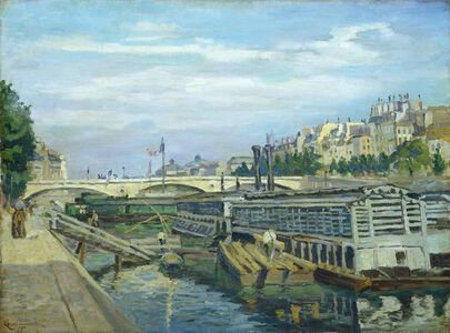 The Bridge of Louis Philippe