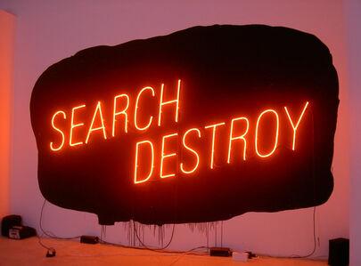 SEARCH / DESTROY