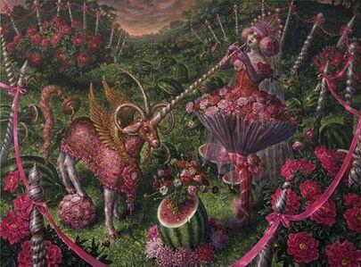 Landscape Variation, Sanguinic