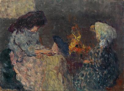 La Flambée (Les enfants Bompart)