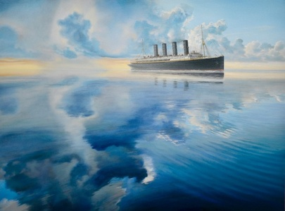 RMS Lusitania - Speed & Stealth