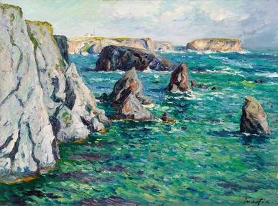Baie de Port Goulphar, Belle-île-en-Mer