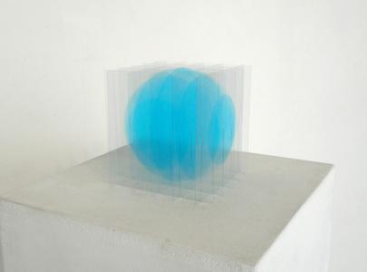 blue sphère