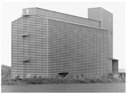 Grain Elevator, Bertreville / Dieppe F