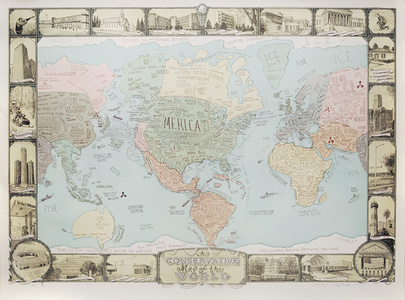 A Conservative Map of the World