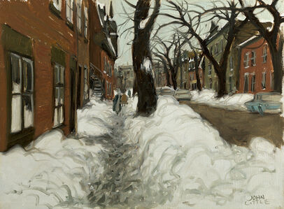 Rue Beaudry, Montreal