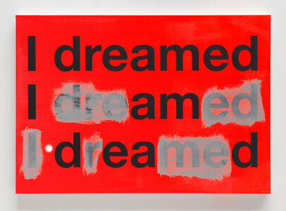 I dreamed A (TBC)