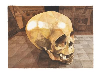 Child Skull IV