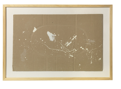 Untitled (Cardboard)