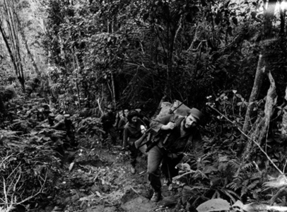 En la Sierra con Fidel