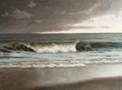 Ocean Fall Sketch