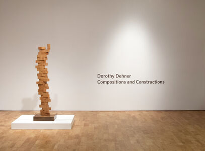Dorothy Dehner: Compositions and Constructions