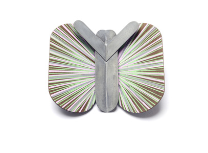 Like a Butterfly, Brooch