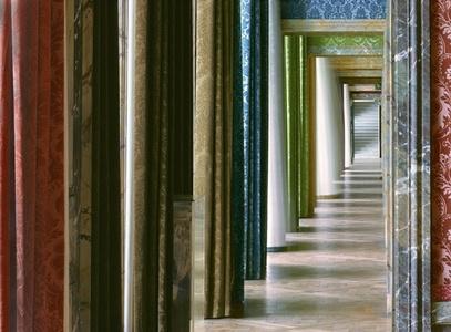 Enfilade #2, Salles du XVII, Aile du Nord- 1er étage, Château de Versailles, Versailles, France