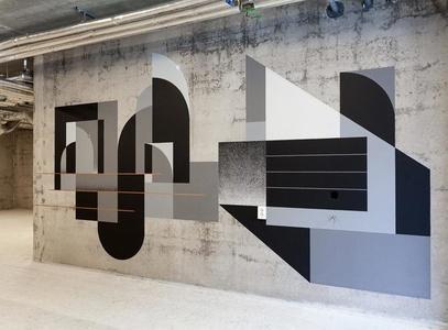 HSB Mural