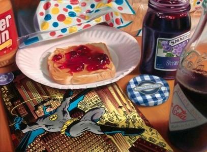 Batman Peanut Butter