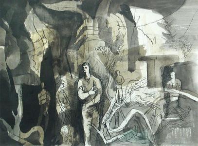 The Wall at Ashton Gifford VII