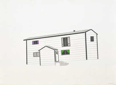 untitled (house)